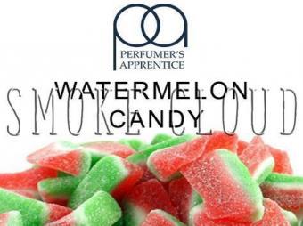 "Ароматизатор ТРА ""Watermelon Candy (Арбузная конфета)"" 10мл., сделать замес с ароматизаторами тпа, тпа с доставкой"