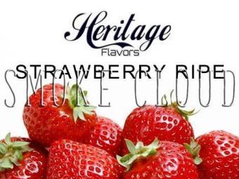 """Ароматизатор Heritage """"Strawberry Ripe (Спелая клубника)"""" 10 мл., vape, vapor, вейп, пар, электронные сигареты, жидкость для вейпа, ароматизвторы"""