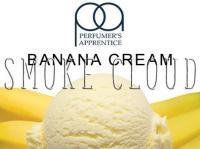 "Ароматизатор TPA ""Banana Cream (Банановый крем)"" 10мл."