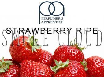 """Ароматизатор TPA """"Strawberry Ripe  (Спелая клубника)"""" 10мл."""