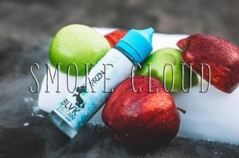 Жидкость BLVK Unicorn 60 мл. FRZN Apple 3%, вейп, жидкость для вейпа, электронные сигареты, 70/30, жидкость, жижка, пар, vape, вейп, жидкость с никотином, жижон, жижло, купить