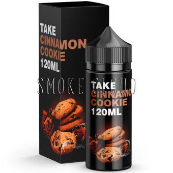 Жидкость TAKE Black 120 мл. Cinnamon Cookie 3