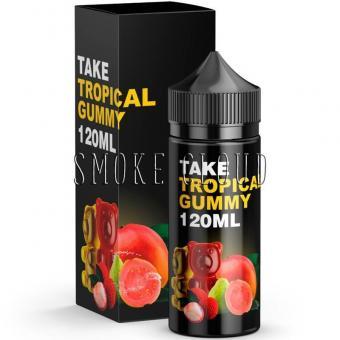 Жидкость TAKE Black 120 мл. Tropical Gummy 3