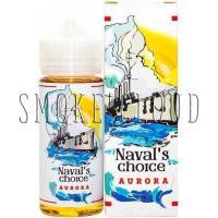 Жидкость Naval's Choice 120 мл. Aurora, жидкость навал чойс аврора, жидкость фруктово ягодный чизкейк купить, навал чойс какие вкусы, жидкость для электронной сигареты