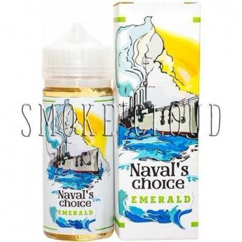 "Жидкость ""Naval's Choice"". 120 мл. Emerald. 3%"
