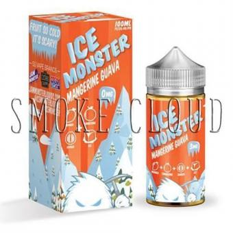 """Жидкость """"Ice Monster"""". 10 мл. Mangerine Guava, жидкость с манго мандарином гуавой и льдом, холодная жидкость с гуавой и мандарином, премиальная жидкость в розлив"""