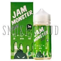 """Жидкость """"Jam Monster"""". 10 мл. Apple, жидкость джем монстр эпл, яблочный джем монстр, жидкости в розлив купить недорого"""
