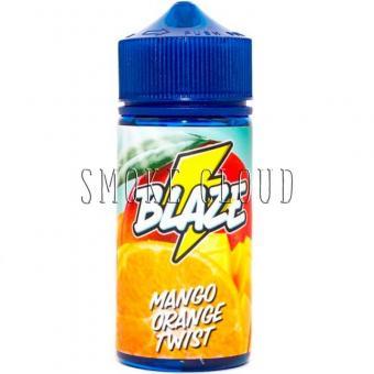 Жидкость BLAZE 100 мл. MANGO ORANGE TWIST 3