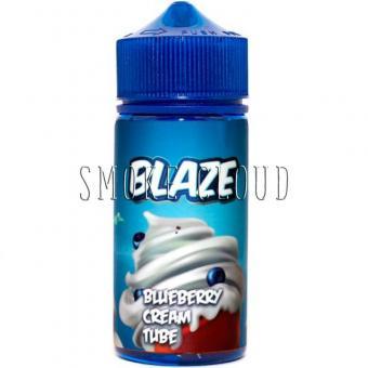 Жидкость BLAZE 100 мл. BLUEBERRY CREAM TUBE 3