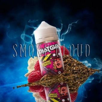 Жидкость Shotgun 80 мл. Raspberry Tobacco, жидкость малиновый табак, табачка для вейпа купить, жижа для сигаретного бачка