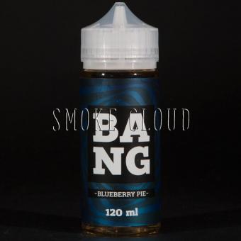 Жидкость BANG 120 мл. Blueberry Pie 3