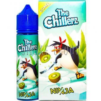 Жидкость The Chillerz 60 мл. Ninja 3