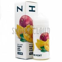 Жидкость NICE 120 мл. Mango Mint, жидкость с манго и мятой, найс манго минт, купить жидкость для вейпа с манго, купить найс манго