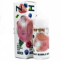 Жидкость NICE 120 мл. Berry Bubble Gum, жидкость найс берри бабл гам, купить жидкость жвачка с лесными ягодами, вкусная жидкость с ягодами купить недорого