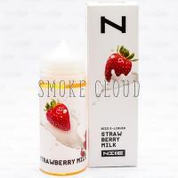 Жидкость NICE 120 мл. Strawberry Milk, купить жидкость строберри милк, купить жидкость молочный коктейль с клубникой, жидкость найс недорого
