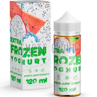 Жидкость Extra Frozen Yoghurt 120 мл. Арбуз Драгонфрут 3