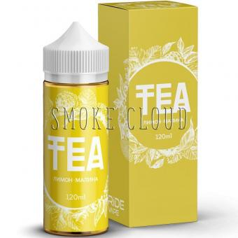 Жидкость TEA 120 мл. Лимон Малина 3