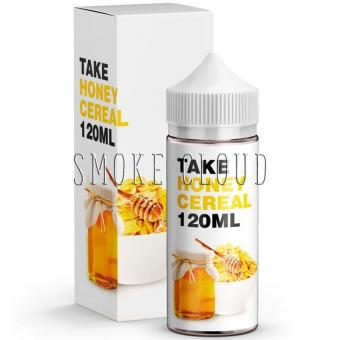 Жидкость TAKE White 120 мл. Honey Cereal 3