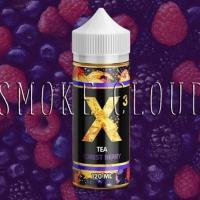 Жидкость X-3 Tea 120 мл. Forest Berry, жидкость для вейпа, электронные сигареты, жидкость с никотином, купить, купить жидкость с доставкой, купить жидкость в чебоксарах, жидкость чай, чай с ягодами, лесные ягоды