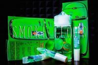 Жидкость FREEZE 100 мл. Green Fridge , жидкость фриз, купить жидкость, жидкость 100мл, жидкость с яблоком