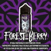 Жидкость Freeze Breeze 120 мл. Forest Berry, фризи бризи форест берри, купить жидкость с лесными ягодами, лесные ягоды с холодком жидкость, купить жидкость в чебоксарах, жидкость с холодком купить