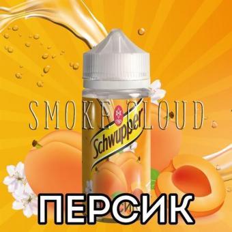 Жидкость SCHWUPPER 100 мл. Персик, жидкость со вкусом персика, жидкость для электронных сигарет со вкусом персика купить недорого, жидкость швуппер персик, купить жидкость чебоксары