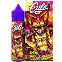 Жидкость CULT 60 мл. Lemon Killer 3