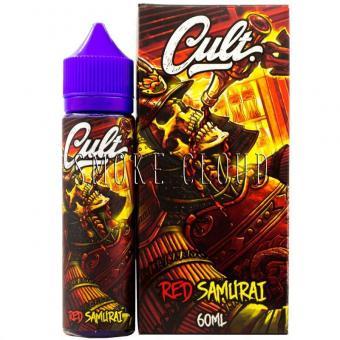 Жидкость CULT 60 мл. Red Samurai 3