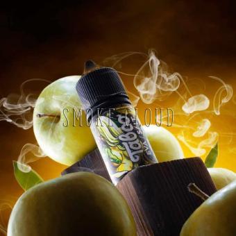 Жидкость TABOO SALT 30 мл. EVA, табу на солевом жидкость, жидкость табу солт, табу аида, яблочная жидкость купить