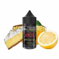 Жидкость ATMOSE SALT 30 мл. IMPERATOR, жидкость атмос император, атмос император на солевом, жидкость лимонный пирог, солевая жидкость