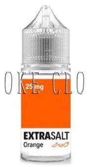 Жидкость EXTRA SALT 30 мл. ORANGE, жидкость экстра солт оранж, жидкость на солевом купить, жидкость с дыней, крепкая жидкость