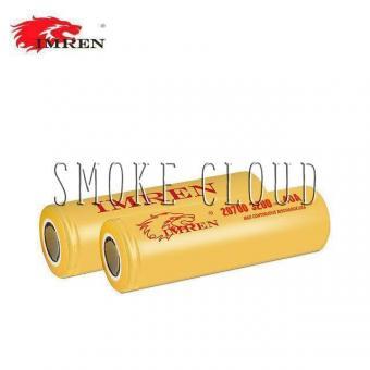 Аккумуляторная батарея IMREN 3200 mAh 40A 20700, купить imren, акб 20700, батарея 20700, imren 20700, 3200mah, высокотоковые батареи