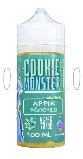 Жидкость Cookie Monster 100 мл. Apple 3