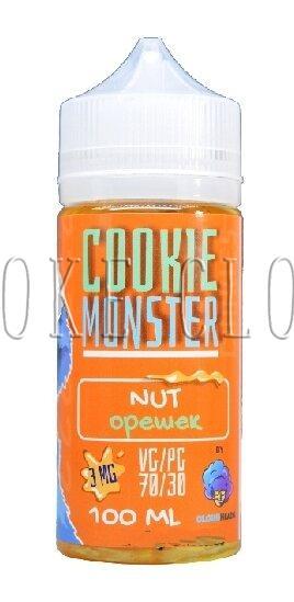 Жидкость Cookie Monster 100 мл. Nut 3
