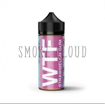 Жидкость WTF 100 мл. Strawmelon Gum 3, жидкость wtf, купить жидкость wtf, жидкость wtf отзывы, жидкость wtf обзор, жидкость wtf вкусы, жидкость wtf, vape жидкости, vape жидкости купить, жидкость vape отзывы, обзор жидкости vape