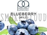 "Ароматизатор ТРА ""Blueberry (Wild) (Дикая черника)"" 10мл., самозамес с ароматизаторами tpa"