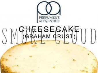 "Ароматизатор ТРА ""Cheesecake (Graham Crust) (Чизкейк с печеньем) 10мл., tpa ароматизаторы рецепты"