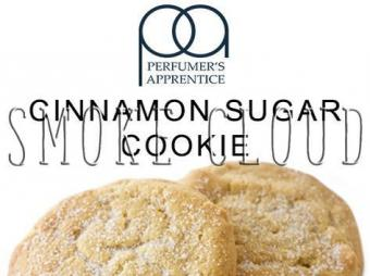 "Ароматизатор ТРА ""Cinnamon Sugar Cookie (Сахарное печенье с корицей)""  10мл., электронная сигарета для вейпинга"