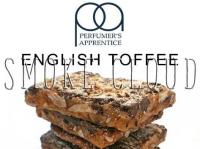 "Ароматизатор ТРА ""English Toffee (Английская ириска)"" 10мл., самозамес для электронных сигарет пропорции"