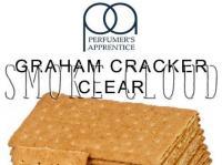 "Ароматизатор ТРА ""Graham Cracker Clear (Грэхам крекер)"" 10мл., пропорции самозамеса жидкости для электронных сигарет"