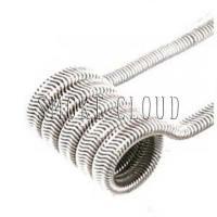 Спираль ALIEN FUSED CLAPTON COIL 2 шт. (SS 3x0.4мм+Kantal 0.18мм), алиен койл, алиены намотка, самые вкусные койлы для дрипки купить