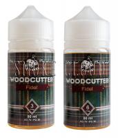 Жидкость Woodcutter 80 мл. Fidel, жидкость табачка, вудкаттер фидель, купить жидкость под сигаретный бак