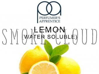 Ароматизатор TPA Lemon (Water Soluble) (Лимон) 10 мл.