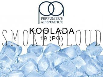 "Ароматизатор ТРА ""Koolada 10 (PG)  (Охлаждающая присадка)"" 10мл., тпа оптом, tpa оптом"