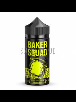Жидкость Baker Squad 100 мл. Тост с маслом и вареньем 3