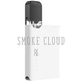 Электронная сигарета OVNS JC 01 Kit Soft Touch 400 mah (белый)