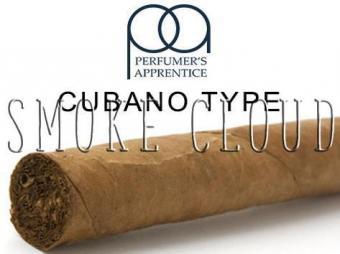 "Ароматизатор ТРА ""Cubano Type (Кубинская сигара)"" 10мл., жидкости для вейпинга"