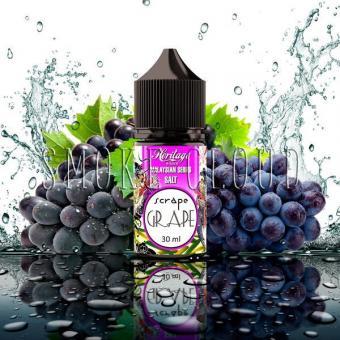Жидкость Heritage SALT 30 мл. Scrape Grape 35