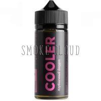 Жидкость Cooler Black 120 мл. Клубничный йогурт 3