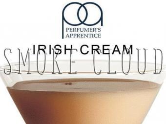 "Ароматизатор ТРА ""Irish Cream (Ирландский крем)"" 10мл., самозамес жижи"